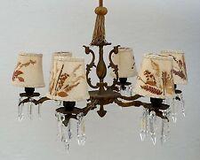 Schirmchen Für Kronleuchter ~ Antike original lüster kronleuchter bis ebay