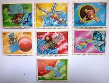 Serie francobolli Havana 1988 Original Complete serie stamps Sellos serie