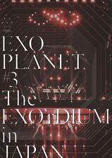 New EXO PLANET #3 The EXO'rDIUM in JAPAN Regular Edition 2 Blu-ray AVXK-79374