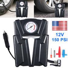 Tire Inflator Car Air Pump Compressor Electric Portable Auto 12V DC Volt 100 PSI