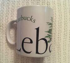 Starbucks LEBANON City Mug Collector Series