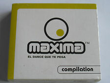 Maxima FM - El Dance Que Te Pega (4 x CD Album) New Sealed
