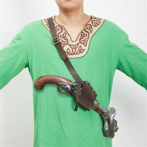 Halloween Men Cosplay Sword Holder Weapon Holder LARP Cowboy Cosplay Accessories