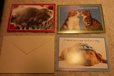 ASSORTED VARIOUS HUMANE SOCIETY GREETING CARDS & ENVELOPES LOT 3