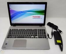 TOSHIBA 15.6in Business LAPTOP 2.6Ghz 8GB 1TB Backlit Win 10 Silver