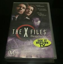 The X-files  - Biogenesis [VHS] [NEW]