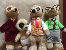 Collection Of 4 Meercats