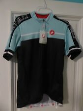 CASTELLI VELOCISSIMO JERSEY MEN'S LARGE NEW