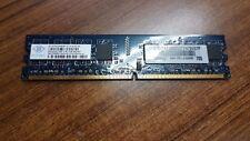 NANYA NT1GT64U8HB0BY-3C Memory 1Gb Ddr2 Pc2-5300 667Mhz