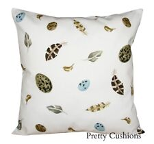 Sanderson Emma Bridgewater Egg and Feather Cushion Cover