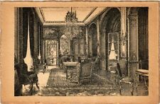 CPA PARIS (8e) - Hotel Plaza-Athénée Salon Régence (218872)