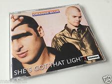 Orange Blue: She's Got That Light Maxi CD Single