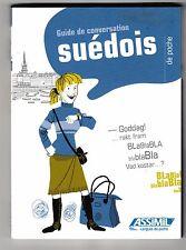Guide conversation suédois de poche Karl-Axel Daude Assimil