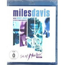 Miles Davis - Live At Montreux 1991- BluRay - Neu / OVP
