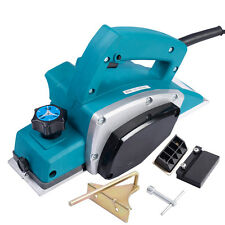 Gopus Powerful Electric Wood Hand Planer 3-1/4-Inch Woodworking Surface New
