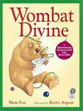 Wombat Divine,Mem Fox