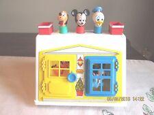 Disney  Mickey Mouse Baby Activity Donald Duck PLUTO  iLLCO House PRE School