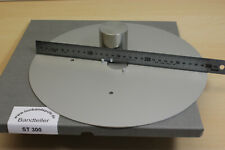 """Ribbon PLATE/tape record Plate 12"""" F. Studer A80, A816, A820, 1 Pair, Art.ST300"""