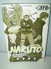 BD MANGA NARUTO N°31 EN VERSION FRANCAISE / MASASHI KISHIMOTO /2007 - 2e édition