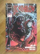 DEATHBLOW #3 VERY FINE (W6)
