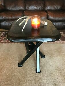 Spiral Series Amish Made Side Tables