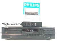 Philips CD618 HiFi Stereo CD Spieler Compact Disc Player + FB +BDA 1 Jahr Gewähr