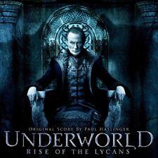 UNDERWORLD 3 : LE SOULEVEMENT DES LYCANS (MUSIQUE FILM) - PAUL HASLINGER (CD)