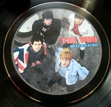 THE WHO MY GENERATION MOD LAMBRETTA ETC  VINYL LP RETRO BOWL IDEAL GIFT QUALITY