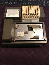 Vintage Gas Station Addressograph 14-67 Recorder Credit Card Machine