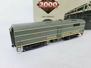 Life Like 8387 Proto 2000 Spokane Portland & Seattle FB2 Dummy Train Engine HO