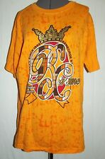 $10 SHIRT SALE WOW! orange DECODED m gold extreme renegade CROWN (E13)
