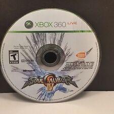 Soul Calibur IV (Microsoft Xbox 360) DISC ONLY #9436
