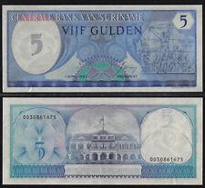 Surinam / Suriname P 125 5 gulden 1982 UNC