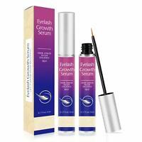 Eyebrow Eyelash Growth Serum For Longer, Fuller Thicker Beautiful Eyelashes & Ey
