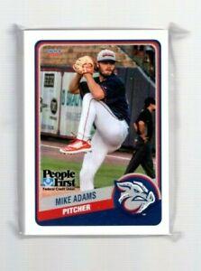 2021 Lehigh Valley IronPigs AAA Phillies SGA 40 Card Team Set Maton Moniak