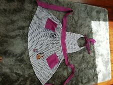 Paperchase vintage style full apron