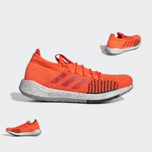 adidas PULSEBOOST HD Herren Laufen Running Freizeit EE9558 Solar Red