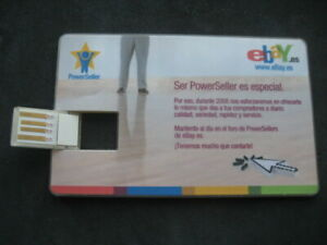USB Memory Pendrive. Gift Of Ebay A Sus Sellers Power Seller IN 2008