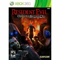 RESIDENT EVIL: OPERATION RACCOON CITY [Xbox 360]