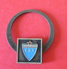 Vintage Keyring Football Association of Yugoslavia Keychain Soccer