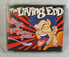 The Living End - It's For Your Own Good - CD Single - Australia - 1996 - RAP 021