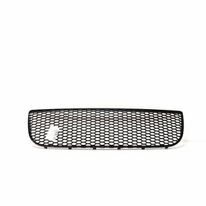 VW GOLF MK4 R32 New Genuine Front Bumper Lower Grill Satin Black 1J0853677FB41