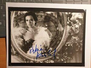 SYLVIA KRISTEL, original signiertes Foto, Erotik, Emmanuelle
