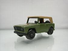 Diecast Matchbox Superfast Field Car RA-391 Army Green Very Good Condition RARE