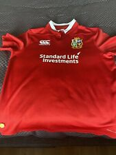 British & Irish Lions 2017 Tour Shirt.