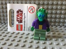 LEGO Star Wars Key Chain - Onaconda Farr Keychain - New With Tag RETIRED Greedo