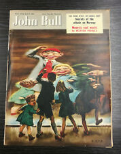 John Bull Magazine, April 8th 1950
