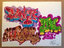 PART-ONE (US) Graffiti OLDSCHOOL de 1985 !!! -cope2/seen/futura/quik/rd357/t-kid