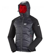 Millet Belay Hybrid Insulated Softshell Men's Winter Ski Jacket Black sz M