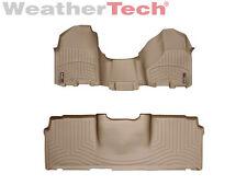 WeatherTech FloorLiner Dodge Ram 2500/3500 OTH Mega Cab - 2010-2011 - Tan